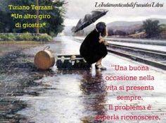 Tiziano Terzani-Un altro giro di giostra (Occasione)