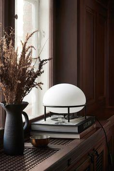 Woud Showcases Minimalist Design At Maison et Objet 2019 ⇒ Danish design brand Woud brought their minimalist design style to Maison et Objet They Decor, Table Lamp Design, Lamp Design, Lamp, Danish Design, Minimalist Tables, Luxury Home Decor, Floor Lamp Table, Home Decor