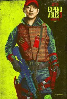 Os Mercenarios 3 Comic Con 2014 poster 2