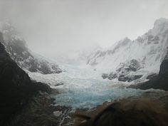 Glaciar Francés, Torres del Paine