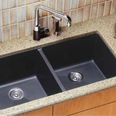 Granite Composite Undermount Kitchen Sinks