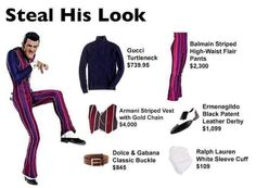 My mom and I spent four hours yesterday watching Lazytown after Matt and I spent most of Sunday watching Lazytown and related meme videos. So today Matt sends me this… (Little does he know that I plan to make a Stephanie costume) Dankest Memes, Funny Memes, Hilarious, Meme Costume, Costumes, Robbie Rotten Memes, Lazy Town Memes, Stefan Karl, Suits