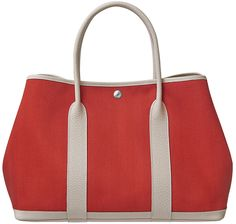 Hermes Duchesse Garden Party Bag
