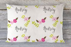 Gifts for kids-Toddler girl gift-Christmas gifts for kids-Toddler Pillowcase -Personalized gift for kids- Kids Pillow-Organic Pillow cover -