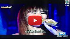 "Rachel Gabreza from Metro Manila is still the winner of ""Tawag ng Tanghalan"" on ""It's Showtime"" on Monday, January 25, 2016."