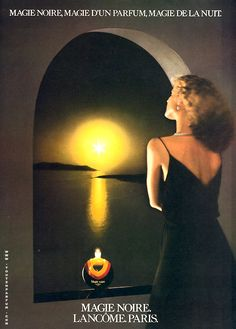 Womens day ads ad campaigns 29 Ideas for 2019 Perfume Ad, Vintage Perfume, Trendy Clothes For Women, Summer Dresses For Women, Vintage Advertisements, Vintage Ads, Magie Noire Lancome, Amazing Grace Perfume, Beauty Ad