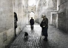 Photography by Irma Haselberger.    Irma Haselberger has been working as an artist and architect in Vienna for 25 years. Mostly her focus is urban street photography with ordinary people and how they interact with those around them.