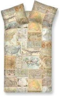 Op zoek naar een Dekbedovertrek 1 pers. Old Maps? Bij Saartje Prum vind je de leukste Dekbed 1-persoons voor de kinderkamer.