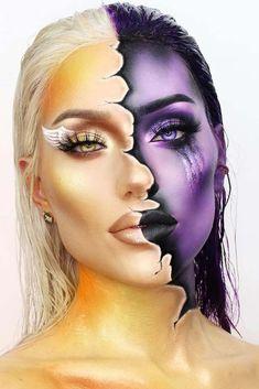 die 1034 besten bilder von pretty halloween makeup in 2019