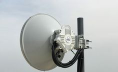 CableFree 10Gbps MMW link installed in the Middle East for Safe City Applications: Fibre Replacement Backbone  Links