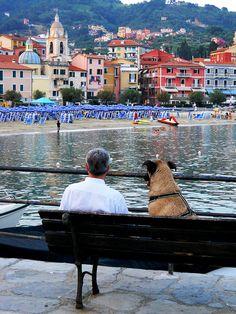 San Terenzo, Liguria, Italy