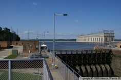 Keokuk, Ia  lock and dam