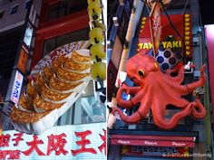 There are a number of fun things to do in Osaka in 3 days, like visiting the lively Dotonbori area, the Osaka aquarium and Universal Studios Japan.