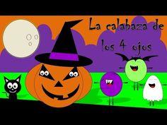 Cuento de Halloween para niños: La calabaza de 4 ojos - Halloween Temporada 2 - YouTube