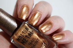 Barry M Molten Metal Bronze Bae