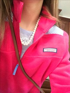 The ultimate southern prep monogram pearls and vineyard vines a southern girl just can't go wrong with these key pieces