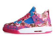 "http://www.nikeriftshoes.com/womens-air-jordan-4-retro-gs-rose-cherry-pinkdynamic-bluewhite-for-girls-sale.html WOMENS AIR JORDAN 4 RETRO GS ""ROSE"" CHERRY PINK/DYNAMIC BLUE-WHITE FOR GIRLS SALE Only $87.00 , Free Shipping!"