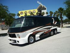 Classic GMC Motorhome « Walter D'Andrea Bodyworks – RV and Vehicle ...