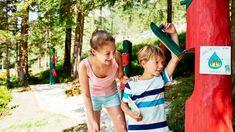 Am Wusel-Seeweg gibt es für die Kinder jede Menge zu entdecken. Austria, Travel, Summer Vacations, Family Vacations, Kids, Viajes, Destinations, Traveling, Trips