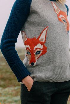 Hello, Mr. Fox.