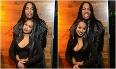 "Congratulations are in order for ""Love & Hip Hop Atlanta"" stars Waka Flocka Flame and his new bride Tammy Rivera. According to reports, the longtime lovebirds are off the market. They tied the … Dope Couples, Cute Celebrity Couples, Celebrity Style, Adorable Couples, Waka Flocka And Tammy, Tammy And Waka, Tammy Love, Tammy Rivera, Girl Dj"