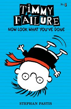 He doesn't like to pull rank. To reveal that he's this guy: Timmy Failure, founder, president, and CEO of the greatest detective agency in town, perhaps the nation. But he is.   The clueless, comically self-confident kid detective returns in a sequel to the New York Times bestseller Timmy Failure: Mistakes Were Made. HC 9780763660512 / Ages 8-12 yrs/ GRL Q