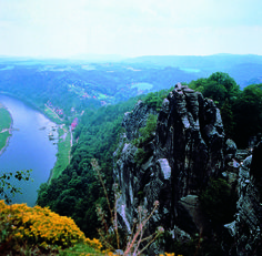 Saxon Switzerland . Photography by Scylla. For more information about river cruising visit mayflowertours.com
