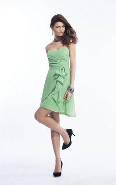 Find the perfect Sleeveless Zipper Sweetheart Short Chiffon Cocktail Dress  at HOdress. f13de4ce1
