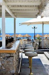 Anemos Beach Lounge - Hotels on Santorini, east coast
