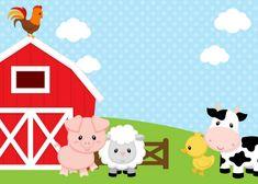 Invitación del cumpleaños de la granja - muchacho | Zazzle.com Farm Animal Party, Farm Animal Birthday, Barnyard Party, Farm Party, Farm Yard Birthday Party, Cowgirl Birthday, 1st Birthday Parties, Baby Farm Animals, Boy Birthday Invitations