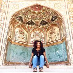 Timeless. @stayreddy // Jaipur India. #travelnoire #jaipur