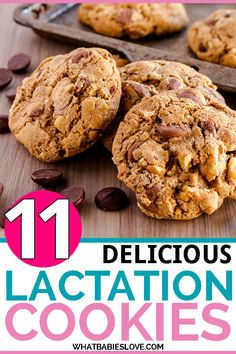 Are you a nursing mom facing milk supply issues? Here are some lactation cookie recipes that are delicious and can help increase your milk supply. Diet For Breastfeeding Moms, Dieting While Breastfeeding, Low Milk Supply, Lactation Cookies, Delicious Cookie Recipes, Oatmeal Chocolate Chip Cookies, Nursing, Dairy Free, Tasty