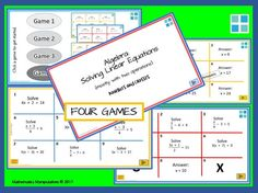 There are four clickable games in this PowerPoint. They are ideal for playing at the end of each class (allow 10 minutes) as revision for this topic.  It is an adaptation of a class game that is played on the whiteboard and works in the same way that Noug...