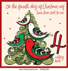 Days Of Christmas Window Painting Ideas Images