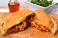 Calzone. Healthy, Tasty & Easy Recipes on a Budget - Gourmet Mum