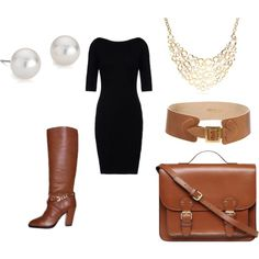"""Fall Work Fashion"" by amandamarie-ii on Polyvore"