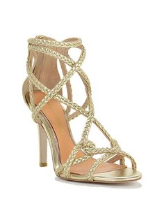 Evoke evening shoes by Badgley Mischka, now available at the official website. Free shipping, exchanges, and returns.