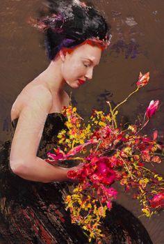 Lita Cabellut...   Kai Fine Art