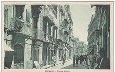 Conosciamo la via Atenea ad Agrigento: la storia e i tanti palazzi della via maestra