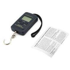 Protable 40Kg Pocket luggage  Digital High Precision LCD Electronic Multi-Function Balance Scale