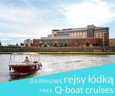 Qubus Hotel Kraków, Kraków – aktualne ceny na rok 2018 Krakow, Cruise, Boat, Dinghy, Cruises, Boats, Ship