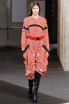 Preen by Thornton Bregazzi | Fall 2014 Ready-to-Wear Collection | Style.com | #lfw