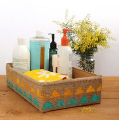make-burlap-storage-box-apieceofrainbowblog (4)