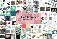 Back in stock! | bykaro.nl voor kralen, bedels en meer...