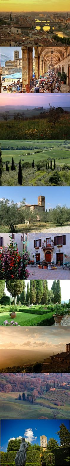 A Movie Lover's Guide to Tuscany