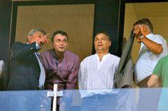 Garancsi (b2) és Orbán Csányi Sándort hallgatja