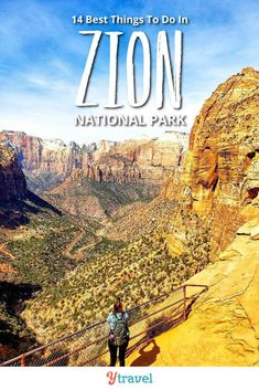 Zion National Park Travel Tips. This ultimate guide on the best things to do in Zion National Park including the best hikes, scenic drives, where to stay in Zion, how to get there, the best views and hiking trails, and much more. Don't visit Utah before reading this Zion travel tips guide.   #Utah #ZionNationalPark #Zion #travel #traveltips #nationalpark #nationalParks #Utahtravel #roadtrip #roadtrips #hiking #hikingtrails