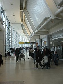 Continental Airlines - Wikipedia, the free encyclopedia  Newark Airport Continental Terminal C