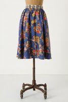 A Skirt a Day: Wardrobe Refashion