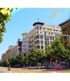 Paseo independencia Zaragoza